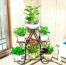 Outdoor Plant Shelves Outdoor Plant Shelf Stands Big Size Balcony