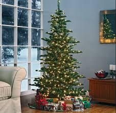 White Fiber Optic Christmas Tree Walmart by Christmas Trees At Walmart Home Design Ideas