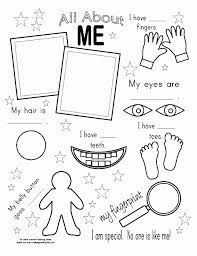 5 Senses Coloring Pages Bestofcoloring Com Five Worksheets For Kinderg Kindergarten Worksheet
