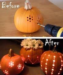 Pumpkin Carving With Drill by Pumpkin Carving Ideas Using Drill Photo Album Halloween Ideas