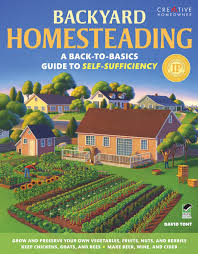 Backyard Homesteading: A Back-to-Basics Guide To Self-Sufficiency ... Buy The Backyard Homestead Guide To Raising Farm Animals In Cheap Cabin Lessons A Bynail Tale Building Our Dream Cottage Book Of Kitchen Skills Fieldtotable Knhow Preppernation Preppers Homesteaders Produce All The Food You Need On Just A Maple Sugaring Equipment And Supplies Pdf Part 32 Chicken Breed Chart Home What Can You Do With Two Acre Design