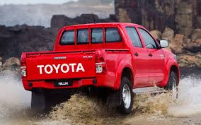 Toyota Hilux Comes To U.S....Sort Of Photo & Image Gallery