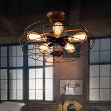 retro antiken industrie deckenleuchte kreative eisen metall lenfassung rost farbe 5 flammig kunst deckenle wohnzimmer esszimmer schlafzimmer