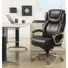 Serta Big And Tall Executive Office Chairs by Serta At Home 44941 Smart Layers Big And Tall Executive Office