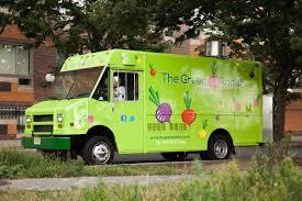 100 Green Food Truck The Radish Vegan Organic Vegan Food Truck In NYC