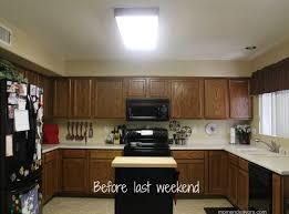 fluorescent light covers for kitchen dottomen