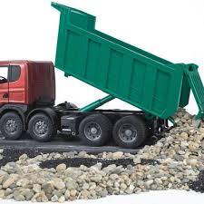 Daftar Lengkap Bruder Toys 3550 - Scania R-Series Tipper Truck ...