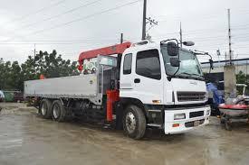 100 Surplus Trucks Japan 10 Wheeler Boom Truck Make Model Isuzu Giga