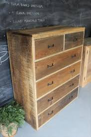 Pallet Dresser With Drawers Ideas