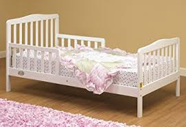 Amazon Orbelle 3 6T Toddler Bed White Baby