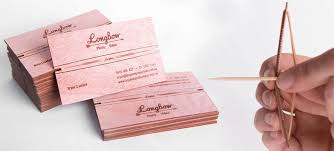 World s Coolest Business Cards Turn into a Tiny Longbow Technabob