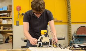 new router enhances the precision of woodworking mit news