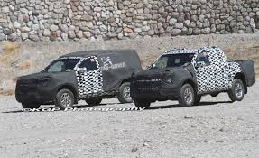 VWVortex.com - Spied: 2013 Chevy Colorado Pick-Up And SUV