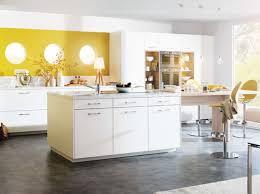 idee mur cuisine déco pour cuisine jaune
