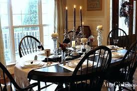 Halloween Room Decor Dining