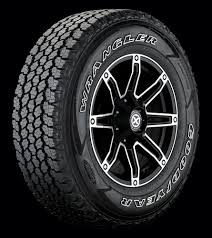 Goodyear Wrangler All-Terrain Adventure Tires With Kevlar