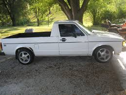 VWVortex.com - For Sale/Trade: 1981 VW Rabbit Truck- Diesel