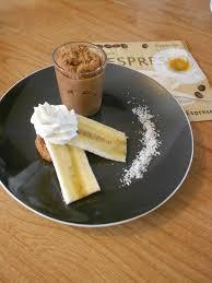 dessert rapide chocolat banane dessert rapide choco banane coco une princesse en cuisine