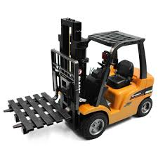 100 Truck Crane Remote Control RC S 2 In 1 RC Forklift RTR 24GHz