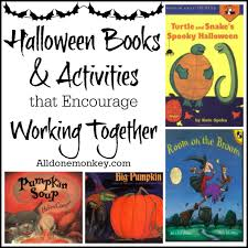 Halloween Picture Books by Halloween Books Archives All Done Monkey