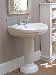 Glacier Bay Pedestal Sink Mounting Bracket by 197 Best Pedestal U0026 Leg Sinks Images On Pinterest Pedestal