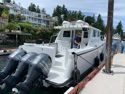 100 Lake Union Houseboat For Sale Boats Afloat Show Inside Passage Yacht S