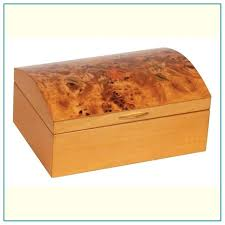 Hardwood Jewelry Box Wooden Boxes Fine Woodworking Plans