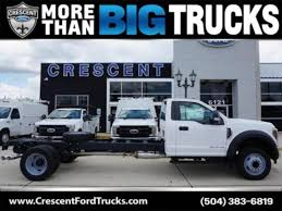 100 Crescent Ford Trucks 2019 F550 For Sale In New Orleans LA Commercial