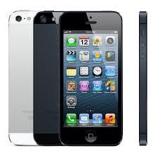 Apple iPhone 5 16GB 32GB 64GB 1 Year Local Supplier Warranty