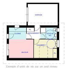 chambre accessible handicapé handicap dans maison plan pour maison adaptée à personne handicapé