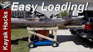 DIY Kayak Cart - Load Kayak On A Pickup Truck - YouTube | Kayaking ... Thule Kayak Rack For Honda Fit Best Truck Resource Pickup Racks Does Anyone Else Haul A Kayak Toyota Tundra Forum Custom Alinum A Chevy Ryderracks Autoloader Xv Trucks Atamu Bed Accsories Tool Boxes Liners Rails Canoe Loader And Rack Archives Sweet Canoe Stuff 46 Fancy Autostrach Learn How To Transport Rented