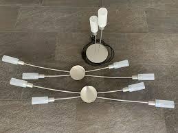2 halogen deckenlen leuchten passende tischle