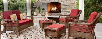 On Outdoor Patio Furniture For Unique Home Depot Patio Tables ... Patio Ideas Home Depot Design Simple Deck Endearing Designs Pictures Cover Plans Tiles Table As Hampton Bay Lynnfield 5piece Cversation Set With Gray Concrete On Fniture With Luxury Small Ding Sets And Fresh Outdoor String Lights Show Diy Before After Of My Backyard Backyard Inexpensive Decks Porch Railing Railings Four White Chairs In Iron Framework Round Glass Over