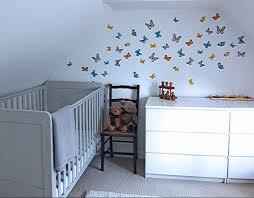 moquette chambre bébé idee deco chambre bebe stickers visuel 8