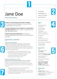 Some Resume Elements In The Above Courtesy Of Wendy Enelow Downloadable Template Here
