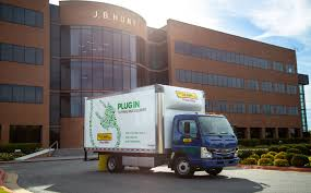 J.B. Hunt Announces Delivery Of Five New FUSO ECanter All-Electric ...
