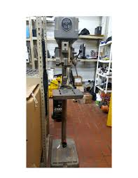 Floor Mount Drill Press by Clausing Drill Press
