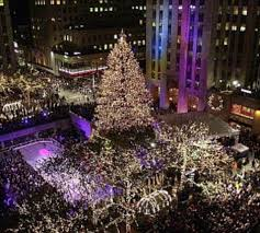 Rockefeller Center Christmas Tree Facts by History Of The Rockefeller Center Christmas Tree Daily Mail Online