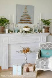 Seashell Christmas Tree Skirt by 613 Best Christmas Decor 4 Coastal Images On Pinterest