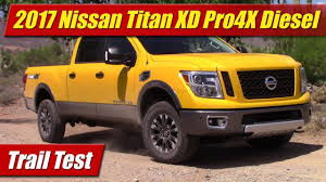 2017 Nissan Titan XD Pro4X Diesel: Trail Test - YouTube Nissan Titan Warrior Exterior And Interior Walkaround Diesel Ud Trucks Wikipedia Xd 2015 Has A New Strategy To Sell The Pickup The Drive 2016 Is Autotalkcoms Truck Of Year Autotalk Triple Nickel Photos Details Specs Crew Cab Pro4x 4x4 Road Test Review Mileti Industries Update 2 Dieseltrucksautos Chicago Tribune For Sale In Edmton Unique Conceptual Navara Enguard