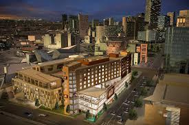 100 Dpl Lofts New Project Museum Center Art Hotel DenverInfill Blog
