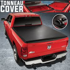 F150 Bed Cover by 04 14 Ford F150 8ft Long Bed Soft Vinyl Trunk Roll Up Tonneau Cover