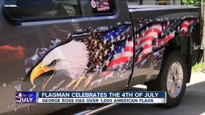 A Man's Love For The American Flag On Display - WKBW.com Buffalo, NY Scs Softwares Blog National Window Flags Flag Mount F150online Forums Rebel Flag For Truck Sale Confederate Sale Drive A Flag Truck Flagpoles Youtube Flagbearing Trucks Park Outside Michigan School The Flags Fly On Vehicles At Lake Arrowhead High Fire Spark Controversy In Ny Town 25 Pvc Stand Custom Decor Christmas Truck Double Sided Set 2 Pieces Pole Photos From Your Car Pinterest Sad Having 4 Mounted One Shitamericanssay Maz 6422m Dlc Cabin Flags V10 Ets2 Mods Euro