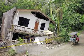 100 Www.home.com Keep Off Earthquakehit Homes Surigao Folk Told Inquirer News
