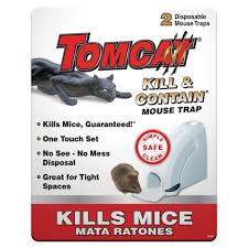 tom cat mouse trap tomcat and contain mouse trap 2 pack 0360610pm the home depot