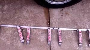 Equipment Instruction - Floor Mat Hanger