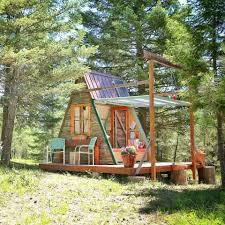 100 Tiny House Newsletter Cheap This AFrame Cabin Cost Just 700