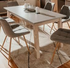 details zu esstisch esszimmer küchen tisch ausziehbar eiche 160 200 240 cm auszugtisch epik