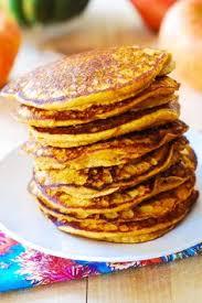 Easy Healthy Pumpkin Pancake Recipe by Skinny Pumpkin Pancakes Recipe Pumpkin Pancakes Easy Healthy