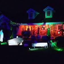 Haunted Houses Ellensburg Residents Get Into The Halloween Spirit
